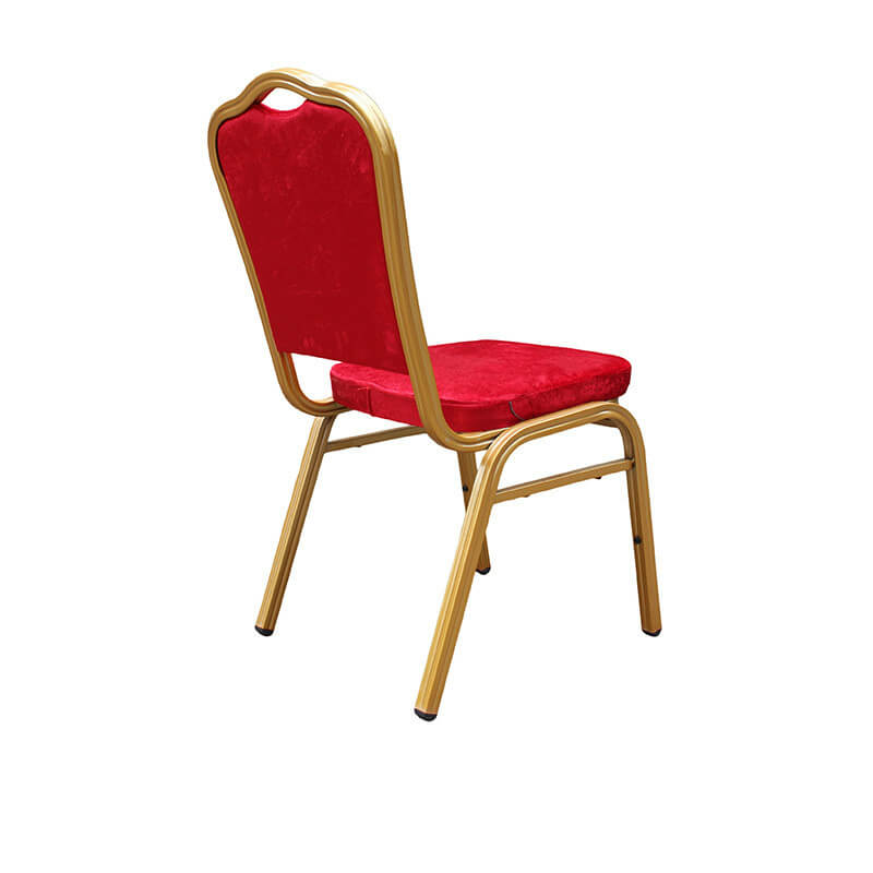 hotel banquet hall chair metal frame used banquet chairs. Black Bedroom Furniture Sets. Home Design Ideas